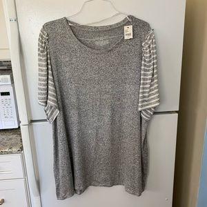 Lane Bryant knit top 26/28